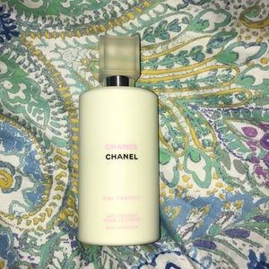 Chance Chanel lotion